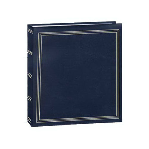 Pioneer Photo Albums TR-100 Magnetic Photo Album, Clear, 100-Sides