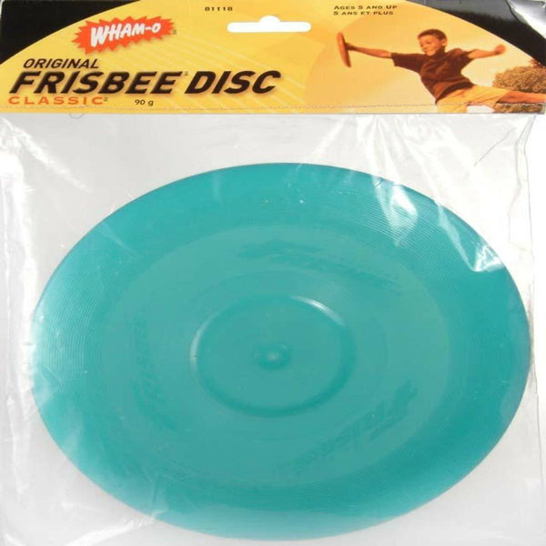 Wham-O® 81118 Classic Frisbee® Disc, Assorted Colors, 90 Gram, 1-Qty