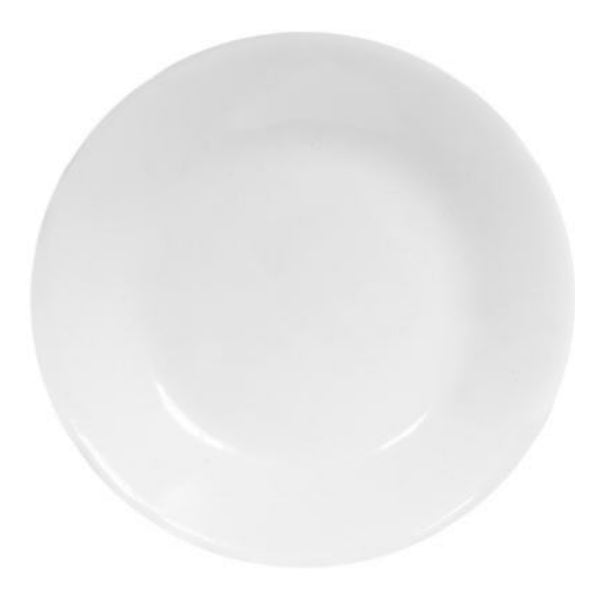 Corelle® 6003887 Livingware™ Bread & Butter Plate, Winter Frost White, 6.75""