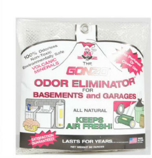 Gonzo® 1010D Zeolite Basement Odor Eliminator