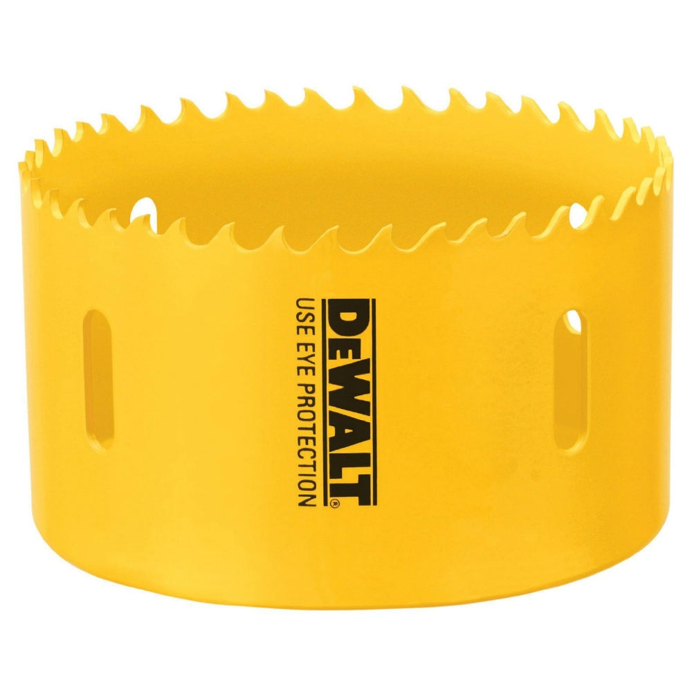 "DeWalt® D180064 Standard Bi-Metal Hole Saw, 4"" (102MM)"