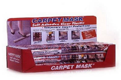"Contractor Carpet Mask 24"" x 200'"