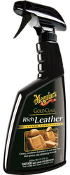 Meguiar's® G10916 Gold Class™ Rich Leather Cleaner & Conditioner Spray, 16 Oz