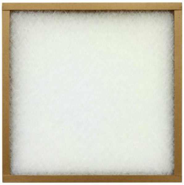 "EZ Flow II 10055-011820 Spun Fiberglass Disposable Furnace Filter, 18"" x 20"" x 1"""