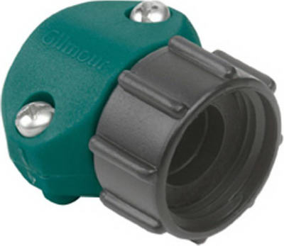 "Gilmour 01F Nylon Female Coupler, 5/8"" x 3/4"""