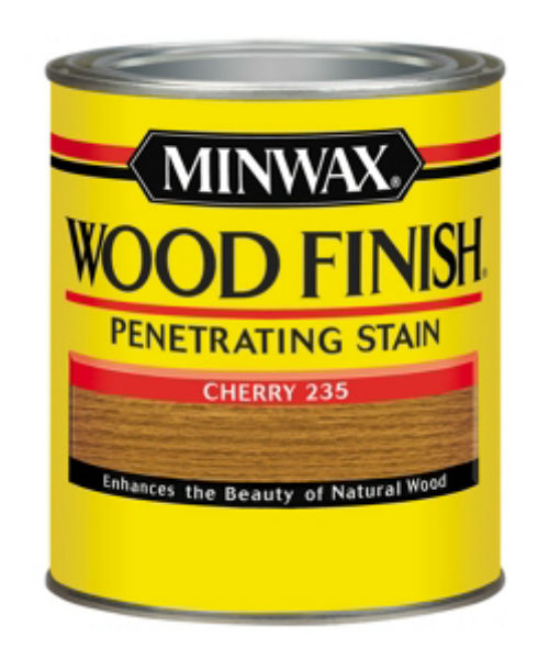 Minwax® 70009 Wood Finish™ Penetrating Wood Stain, Cherry (235), 1 Qt