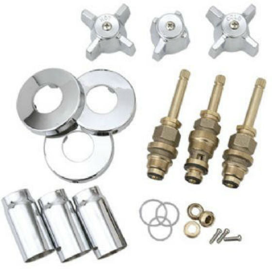 Brasscraft Sk0336 Sterling Tub Amp Shower Faucet Rebuilt Kit