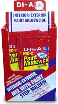 Mildewcide Paint Additive 10 Gram