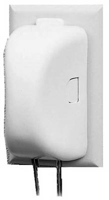Safety 1St® 10404 Double-Touch Plug & Outlet Cover, White, 2-Pack