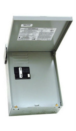 GE UG412RMW250P Outdoor Spa and Pool Panel, 125 Amp