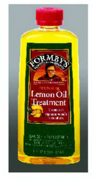 Formby's® 30115 Lemon Oil Furniture Treatment, 16-Oz