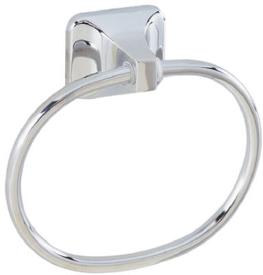 Franklin Brass D2416PC Futura Towel Ring, Polished Chrome