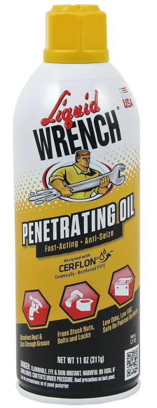 Liquid Wrench® L112 Penetrating Oil with Cerflon, 11 Oz