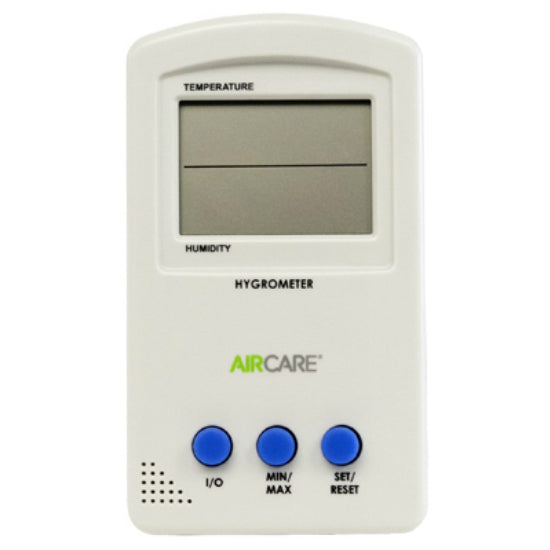 Essick Air 1990 Aircare Digital Hygrometer/Thermometer