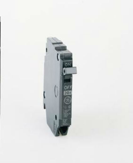 GE THQP120 Single Pole Circuit Breaker, 20 Amp