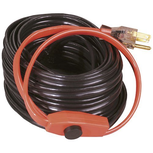 Easy Heat® AHB-130 Electric Water Pipe Freeze Protection Heating Cable, 30'