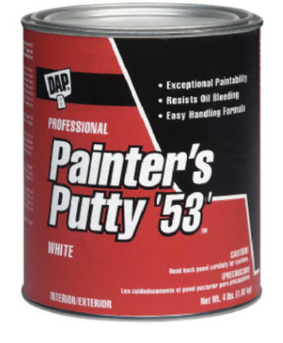 Dap® 12242 Ready To Use Professional Painter's Putty '53', 1 Pint