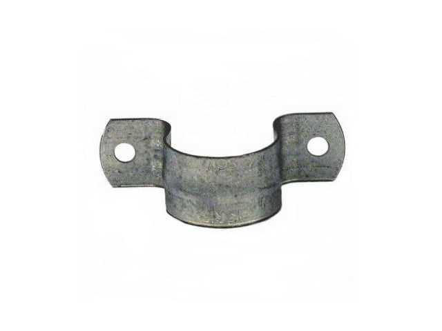 Harvey 014522 Galvanized Steel Pipe Strap, 1""