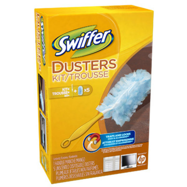 Swiffer® 40509 Disposable Duster Starter Kit