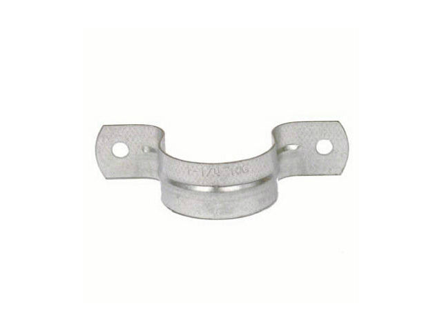 Harvey 014526 Galvanized Steel Pipe Strap, 1-1/4""