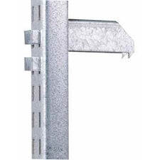 John Sterling™ CD-0104 Fast Mount® Heavy-Duty Galvanized Steel Mounting Hook