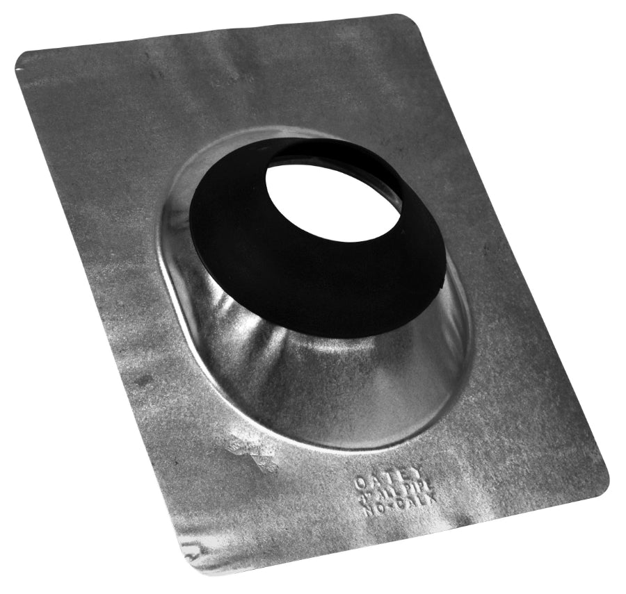 Oatey® 11880 Galvanized No-Calk® Roof Flashing, 4""