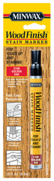 Minwax® 63481 Wood Finish Stain Marker, 0.33 Oz, Golden Oak