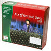 Holiday Wonderland® 48950-88 Christmas Net-Style 150-Light Set, 4' x 6', Clear