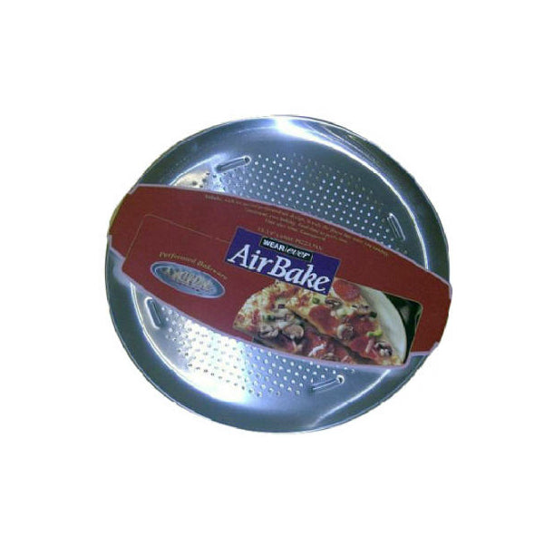 "WearEver 0810000PX AirBake Brand Perforated Pizza Pan, 15-3/4"" DM"