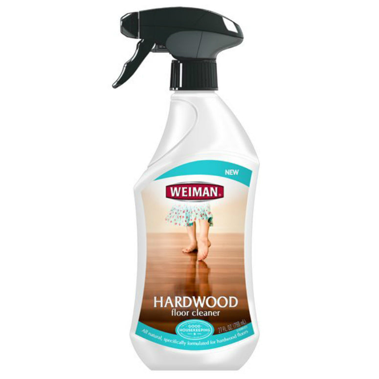 Weiman® 121 All-Natural Hardwood Floor Cleaner, Biodegradable Formula, 27 Oz