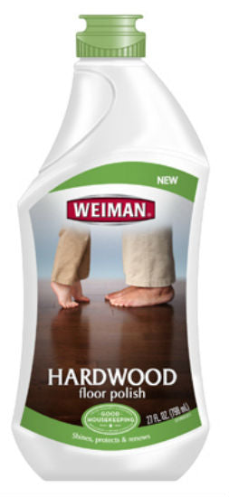 Weiman® 122 Squeeze & Shine Hardwood Floor Polish, 27 Oz