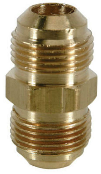 "BrassCraft FU3-6 Gas Flare Union, 3/8"" O.D. Tube"