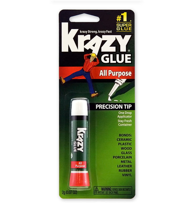Krazy Glue® KG58548R All Purpose Glue, 2-Gram