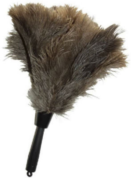 Unger® 92140 Professional Quality Ostrich Feather Duster, 18""