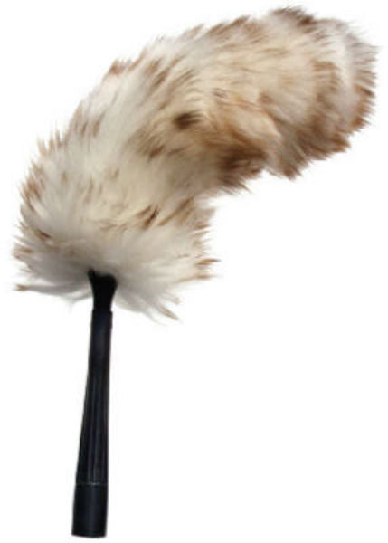 Unger® 92149 Bendable Wool Duster, 20""