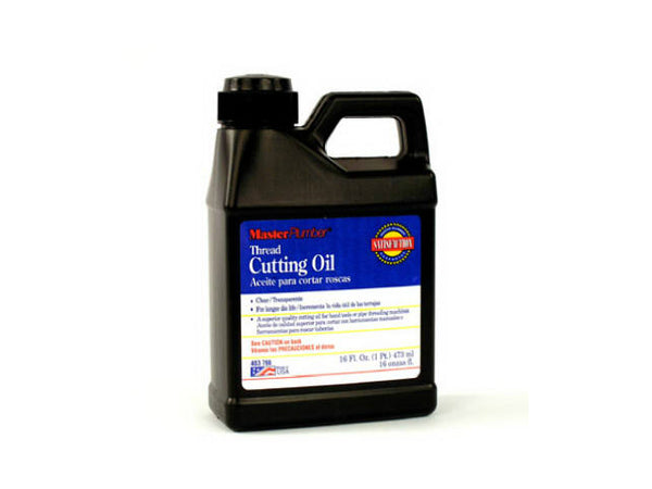 Master Plumber 016055 Thread Cutting Oil, Pint
