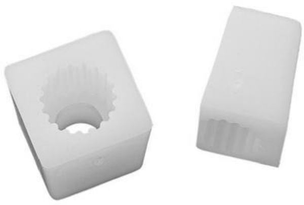 "BrassCraft SHB0023 Plastic Handle Adaptor, 5/8"", 10 Pack"