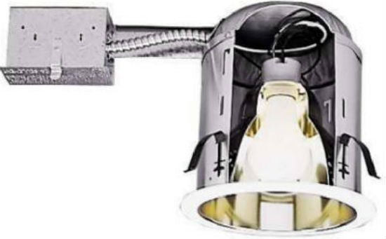 Halo® H7RICT Remodeler Recessed Housing Light Fixture, 6""