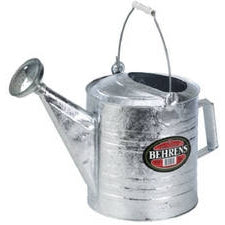 Behrens 210 Hot Dipped Galvanized Sprinkling Can, 2.5 Gallon