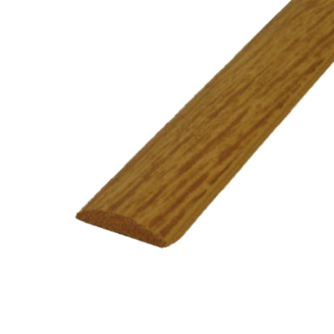 Gossen® 088008909 Deep Dimension Batten Strip Hollow Backed PVC Moulding, Birch, 8'