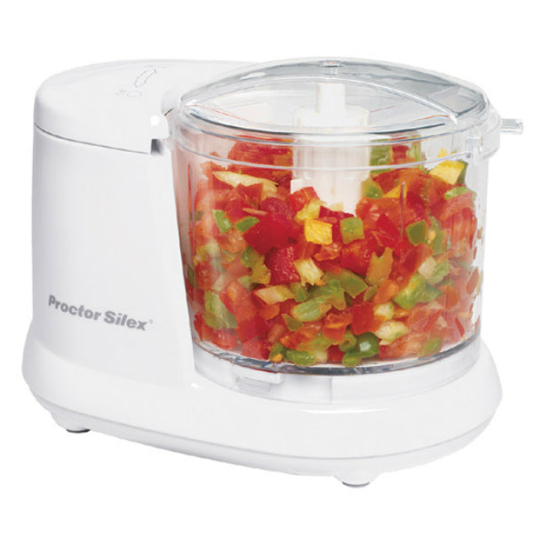 Proctor Silex® 72500RY Food Chopper, Single Speed, 1.5-Cup
