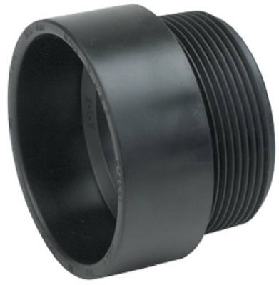 Male Pipe Adapter - 4""