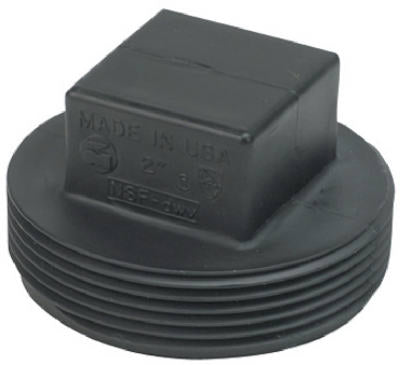 Male Pipe Thread Plug - 4""