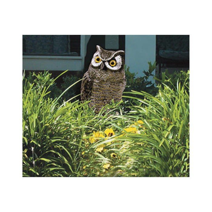 Easy Gardener® 8001 Garden Defense Action Owl - Scare Away Pests