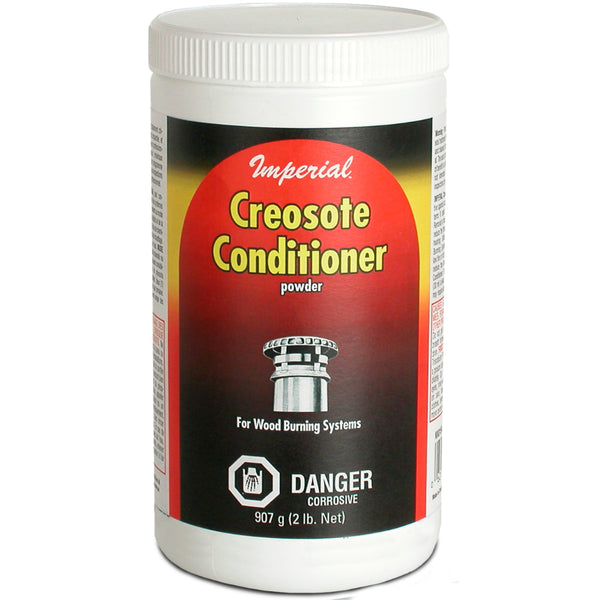 Imperial KK0154 Creosote Conditioner, 2 lbs