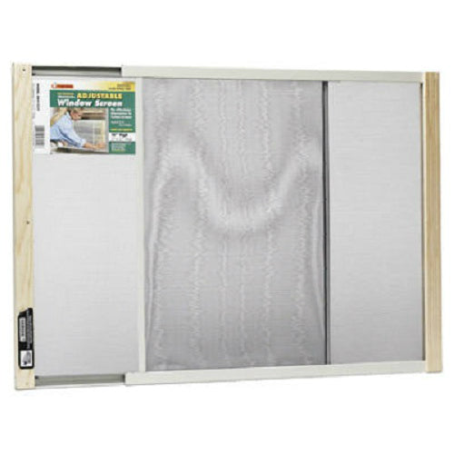 "Frost King AWS1837 WB Marvin Adjustable Window Screen, 18"" x 21"" - 37"""
