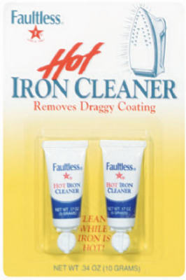 Hot Iron Cleaner .34 Oz