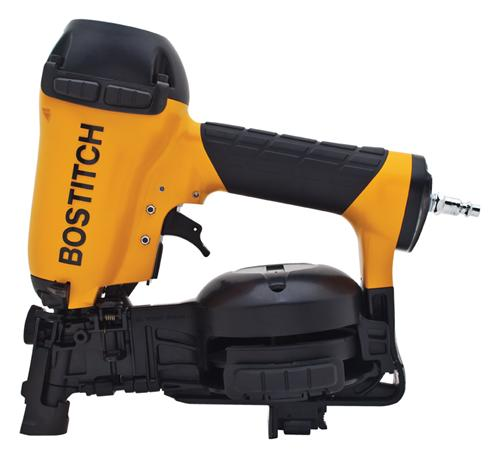 "Bostitch® RN46-1 Pneumatic Coil Roofing Nailer, Fastener Range 3/4"" - 1-3/4"""