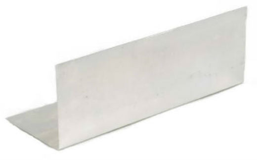 "Amerimax 68708BX Aluminum Flashing Shingle , 4"" x 4"" x 8"""