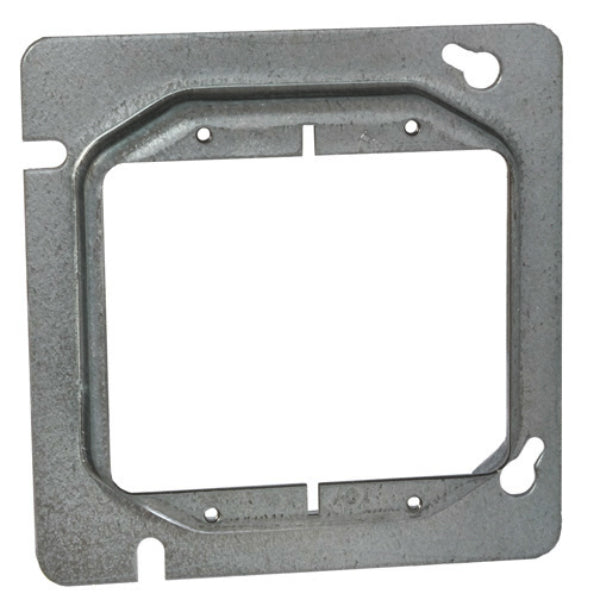 RACO® 841 Square Two Device & Tile Box Cover, 4-11/16""